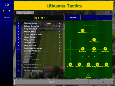 70. Lithuania Formation