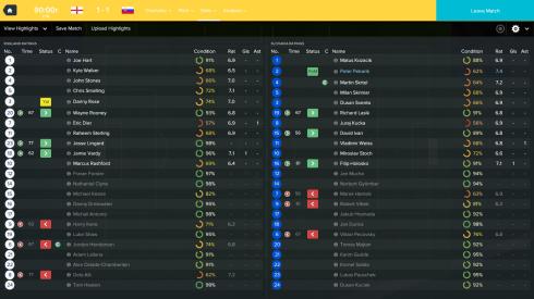 011. Slovakia post match